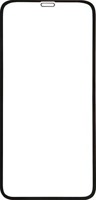 Защитное стекло Red Line iPhone XS Max (6.5'') Full Screen tempered glass FULL GLUE черный защитное стекло liberty project tempered glass с рамкой для apple iphone xs max черный