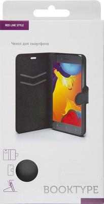 Фото - Чехол (флип-кейс) Red Line Book Type для Samsung Galaxy A30s (черный) чехол флип кейс red line book type для samsung galaxy j2 core 2020 черный