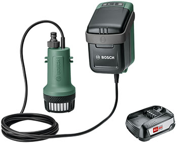 Аккумуляторный насос Bosch Garden Pump 06008C4200