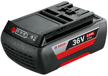 Батарея Bosch 36 V  2 Ah F016800474