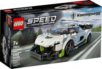 Фото - Конструктор Lego Speed Champions ''Koenigsegg Jesko'' lego lego speed champions mopar dodge srt dragster and 1970 dodge challenger t a