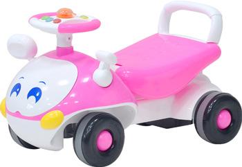 Детская каталка Everflo ''Baby ride'' ЕС-906 pink everflo каталка everflo машинка smart car m001 pink