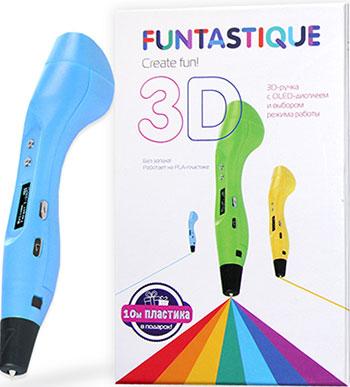 3D-ручка Funtastique ONE цвет Голубой