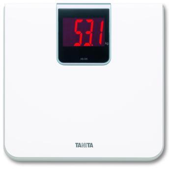 Весы напольные TANITA HD-395 White цена