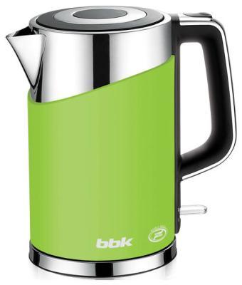 Чайник электрический BBK EK 1750 P зеленый