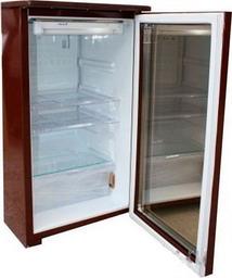 лучшая цена Холодильная витрина Саратов 505-01 КШ-120 (коричневый)