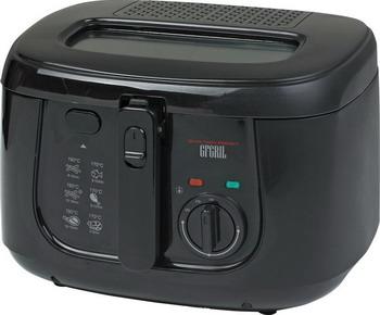Фритюрница GFgril GFF-05 Compact фритюрница gfgril gff 01 mini черный