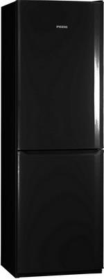 Двухкамерный холодильник Позис RK-139 черный цена