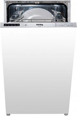 Полновстраиваемая посудомоечная машина Korting KDI 4540
