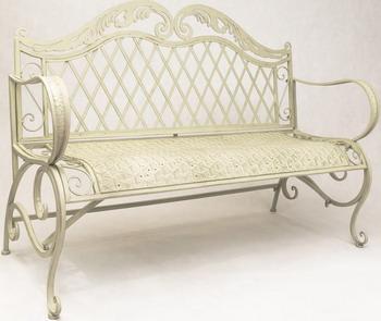 Скамейка Мебель Китая Прованс резная Ms-28960/JC 150297 мебель прованс недорого интернет магазин