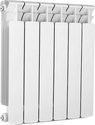 Водяной радиатор отопления RIFAR B 500 6 секц