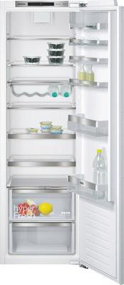 Встраиваемый однокамерный холодильник Siemens KI 81 RAD 20 R coolEfficiency встраиваемый двухкамерный холодильник siemens ki 86 nvf 20 r