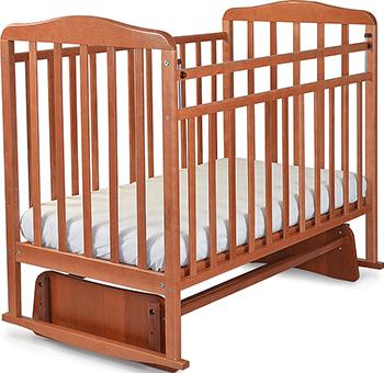 Детская кроватка Sweet Baby Ennio Wenge (Венге) 382 001 кроватка детская sweet baby lucia цвет венге