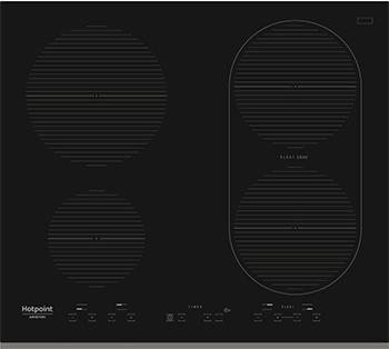 Встраиваемая электрическая варочная панель Hotpoint-Ariston IKID 641 B F цена и фото