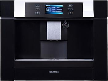 Встраиваемая автоматическая кофемашина Graude KV 45.0 SG gap maternity 531730