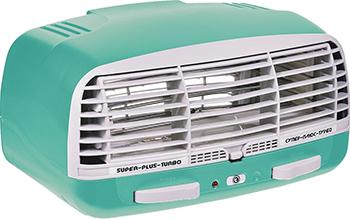цена на Электронный воздухоочиститель Супер-плюс Турбо зеленый
