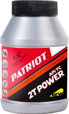 Масло Patriot POWER ACTIVE 2T 100мл 850030633