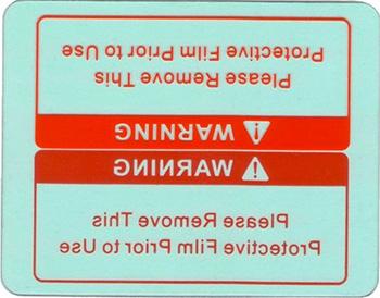 Стекло для маски сварщика Fubag BLITZ 9.13 991915