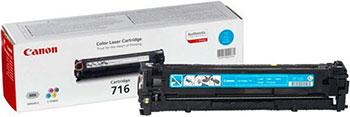 Картридж Canon 716 C 1979 B 002 картридж canon 731 m 6270 b 002