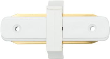 Трек-коннектор DeMarkt CON 2I WT 1*10 W LED 220 V printio холст 50×50 леди осень
