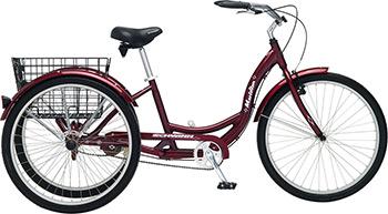 Велосипед Schwinn Meridian S 4002 INT 26 красный платье lemonada р s int