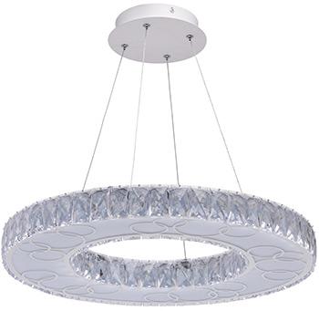Люстра подвесная DeMarkt Фризанте 687010501 100*0 5W LED 220 V резистор kiwame 5w 100 ohm