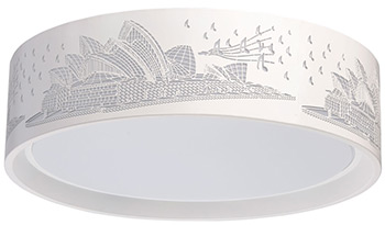 Люстра потолочная DeMarkt Ривз 674016001 100*0 5W LED 220 V цена