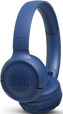 Беспроводные наушники JBL JBLT 500 BTBLU голубой наушники jbl live650btnc голубой