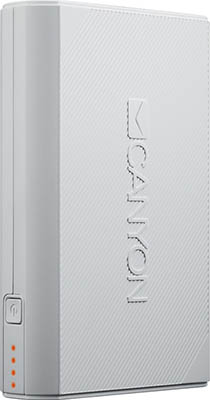 Аккумулятор портативный Canyon CNE-CPBF 78 W Белый аккумулятор
