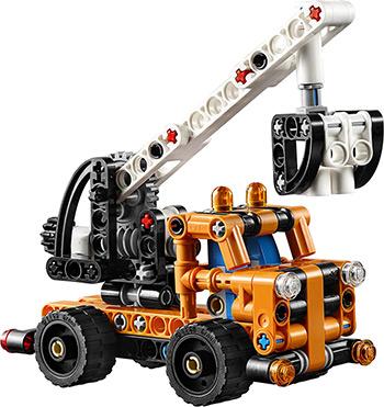 Конструктор Lego TECHNIC Ремонтный автокран 42088 цена