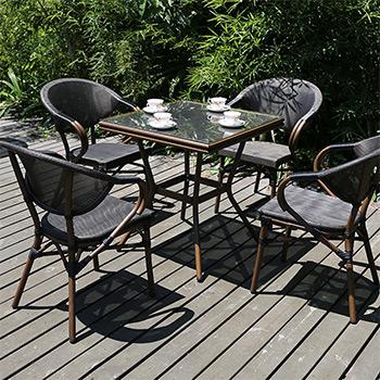 Комплект мебели Афина T 130/D 2003 S 70 x 4Pcs