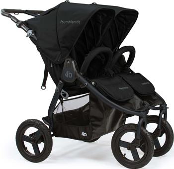 цены на Коляска Bumbleride Indie Twin Matte Black (черное шасси) IT-975 BK  в интернет-магазинах