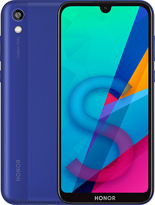 Смартфон Honor 8S синий