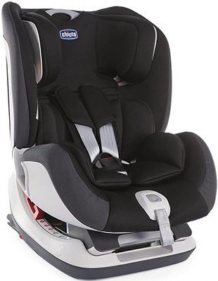 Автокресло Chicco Seat - up 012 (Jet Black) цена 2017