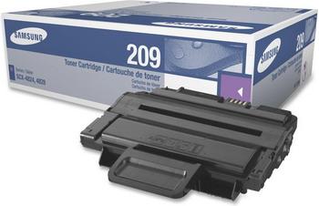 купить Картридж Samsung MLT-D 209 S SV 017 A Чёрный