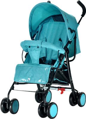 Коляска-трость Everflo Voyage blue E 850 A ПП100003722 прогулочная коляска rant voyage jeans blue