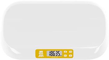 Детские электронные весы GoodHelper, BD-S27 белый, Китай  - купить со скидкой