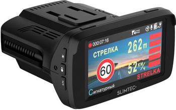 Автомобильный видеорегистратор SLIMTEC