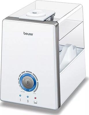 Увлажнитель воздуха Beurer, LB88 белый, Китай  - купить со скидкой