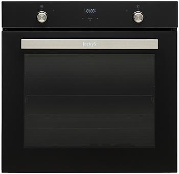 Встраиваемый электрический духовой шкаф Jacky`s JO EB7538 черный