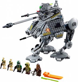 Конструктор Lego Шагоход-танк АТ-AP 75234