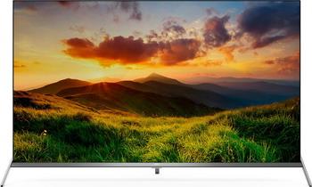 4K (UHD) телевизор TCL L65P8SUS Frameless стальной 4k uhd телевизор tcl l 65 p6us metal серебристый