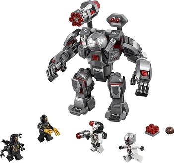 Конструктор Lego Super Heroes Воитель 76124 lego super heroes 76104 бой халкбастера