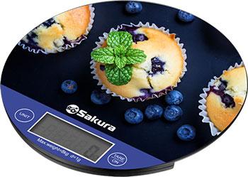 Весы кухонные электронные Sakura SA-6076M