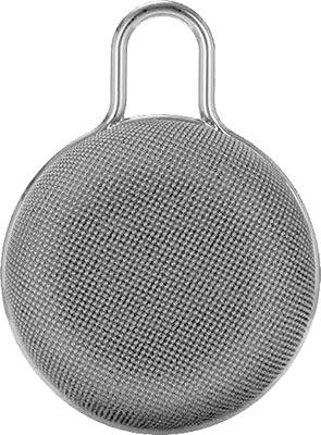 Портативная акустика Telefunken TF-PS1234B(серебро)