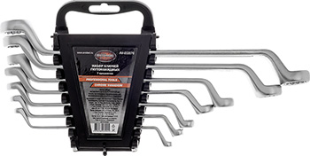 Фото - Набор ключей AV Steel гнутонакидных 6-22мм 7 предм. AV-032070 7 quality steel pliers electrical repair tool