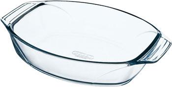 Блюдо Pyrex Irresistible 35х24см овальное форма для запекания pyrex irresistible 35 23 см 2 9 л прямоугольная