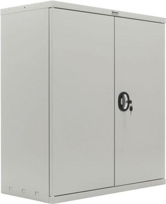 Шкаф металлический (антресоль) Brabix MK 08/46 (в830*ш915*г460мм 24кг) 4 полки разборный 291137