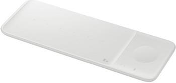 Беспроводное зарядное устройство Samsung EP-P6300 2A (PD) для Samsung белый (EP-P6300TWRGRU) беспроводное зарядное устройство samsung ep n3300 2a pd универсальное кабель usb type c белый ep n3300twrgru