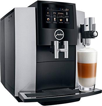 Кофемашина автоматическая Jura S8 Moonlight Silver (EA) (15382)